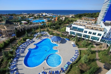 Aquamarine Resort & SPA / Аквамарин Резорт & СПА курортный комплекс, (Крым, г. Севастополь)